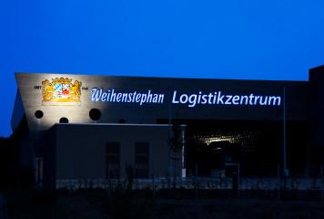 Logistikzentrum Weihenstephan